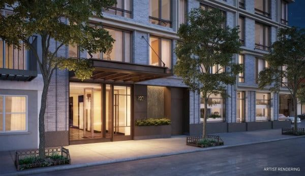 Нью-Йоркские апартаменты для продажи