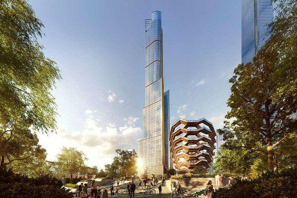 Hudson Yards Апартаменты для продажи в Нью-Йорке