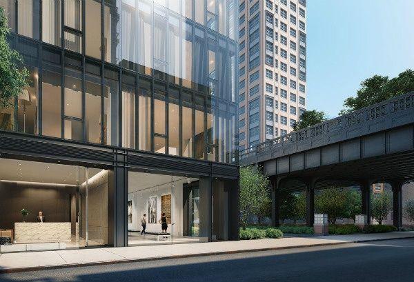 515 West 29 Улица Нью-Йорк Нью-Йорк - Hudson Yards Кондоминиум на продажу