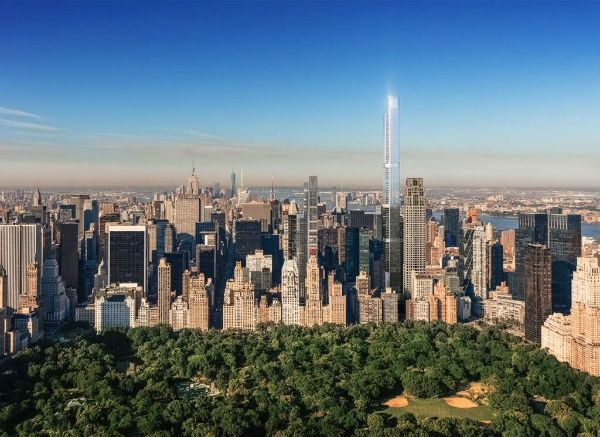 Central Park Tower Apartments for Sale