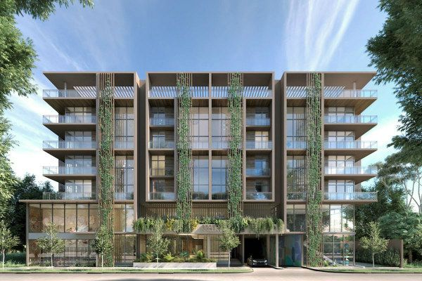 Новое строительство Майами - Роща беседки