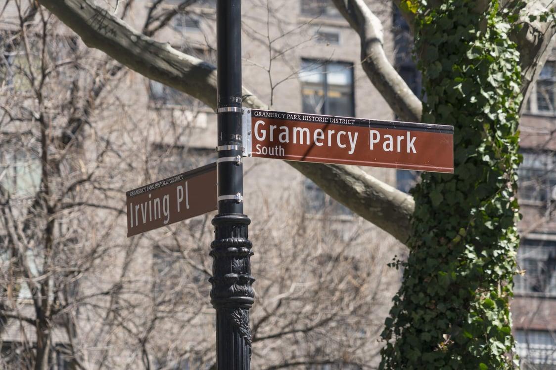 Gramercy Парк