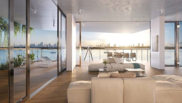 Monad Terrace Продажа Майами Кондос