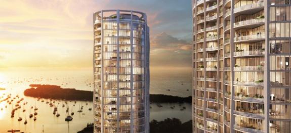 Park Grove Майами Luxury Condos