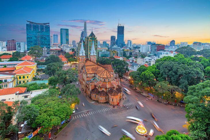 Сайгон Хо Ши Мин Сити