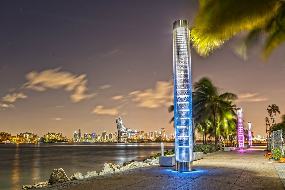 Саут-Пуэнт-Парк Майами
