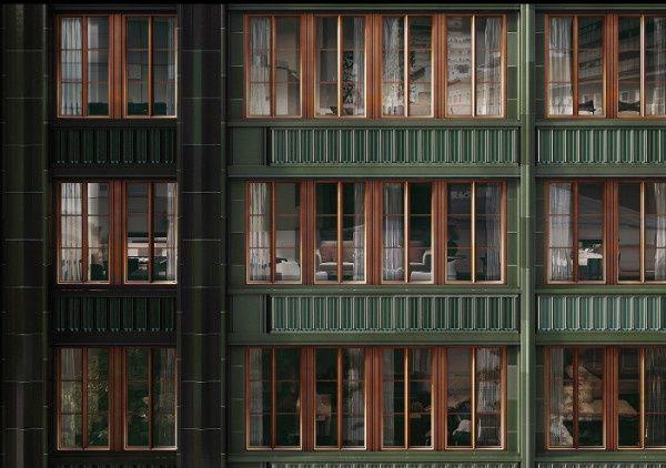 The Fitzroy 514 Западная 24 улица Нью-Йорка - Hudson Yards Дома для продажи