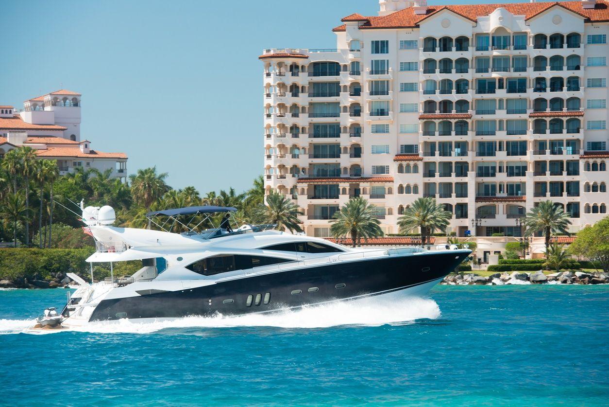Fisher Island Майами